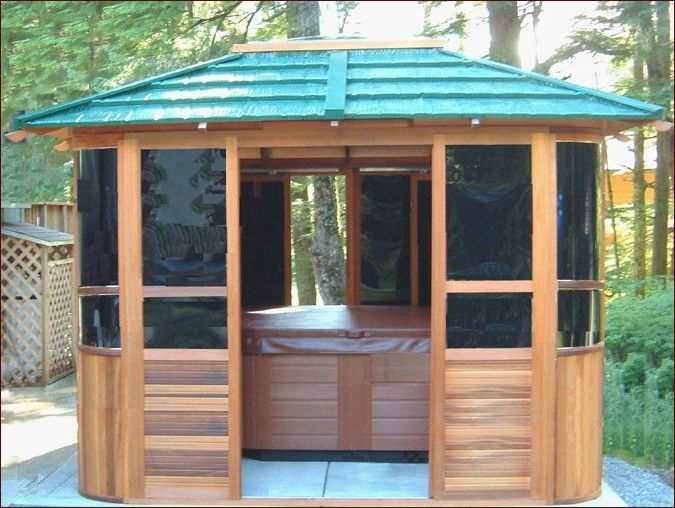 Best 25 Tub Enclosures Ideas On Pinterest Hot Tubs Hot