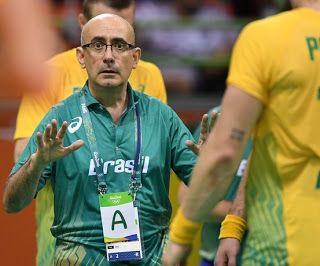 Blog Esportivo do Suíço:  Brasil pega a Croácia nas quartas de final do handebol masculino