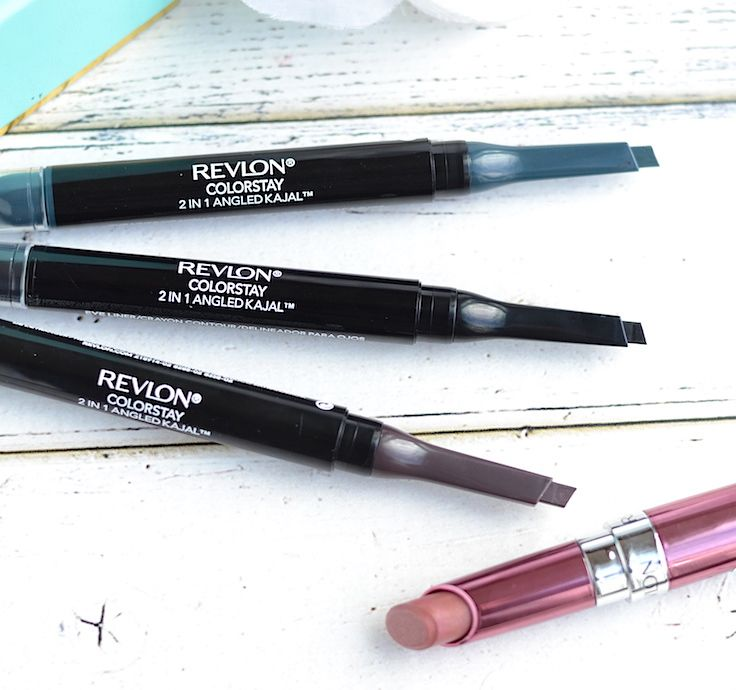 Being a kajal addict, I'm always on the hunt for the perfect kohl eyeliner that's super pigmented and wears long & strong on waterline. Does the new Revlon ColorStay 2-in-1 Angled Kajal Eyeliner live up to my expectations? Let's find out...