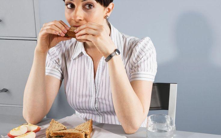 Как похудеть на сидячей работе - офисный фитнес