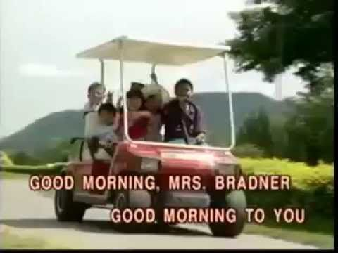 Lagu Anak Inggris Good Morning