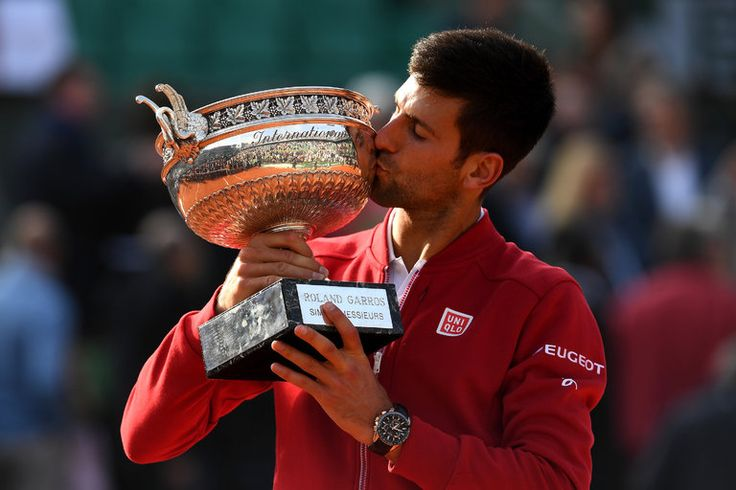 Novak Djokovic Beats Andy Murray to Claim Elusive French Open Title - The New York Times