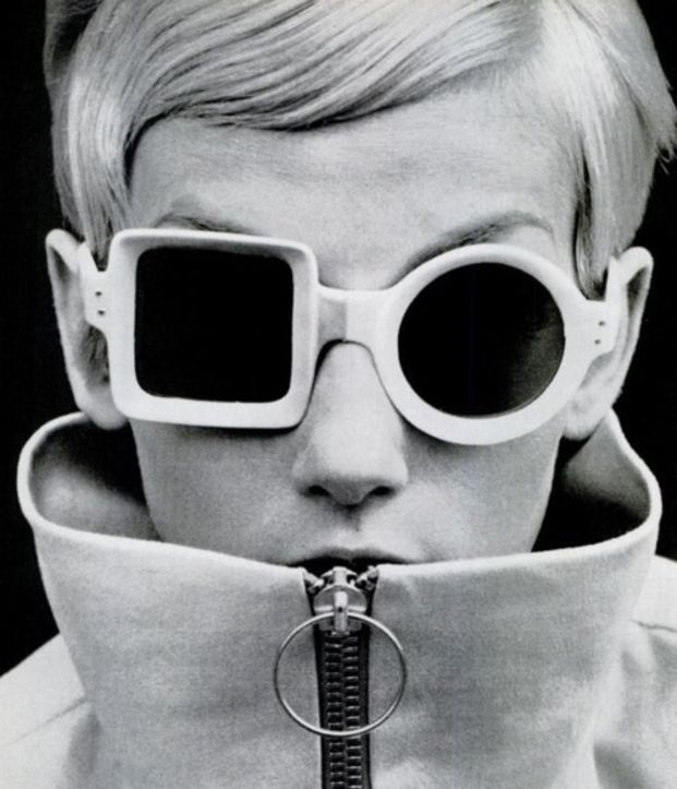 Pierre Cardin saw life through his own unique lenses.