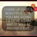 Motivational quote for girls