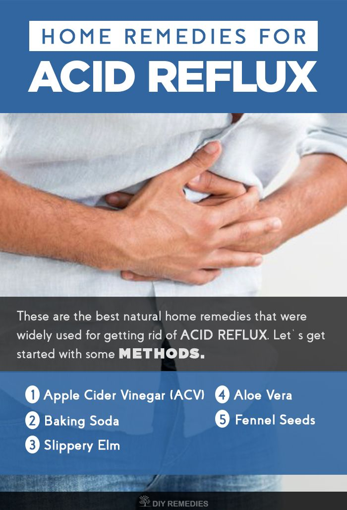5 Best Home Remedies for Acid Reflux - DIY Natural Home Remedies