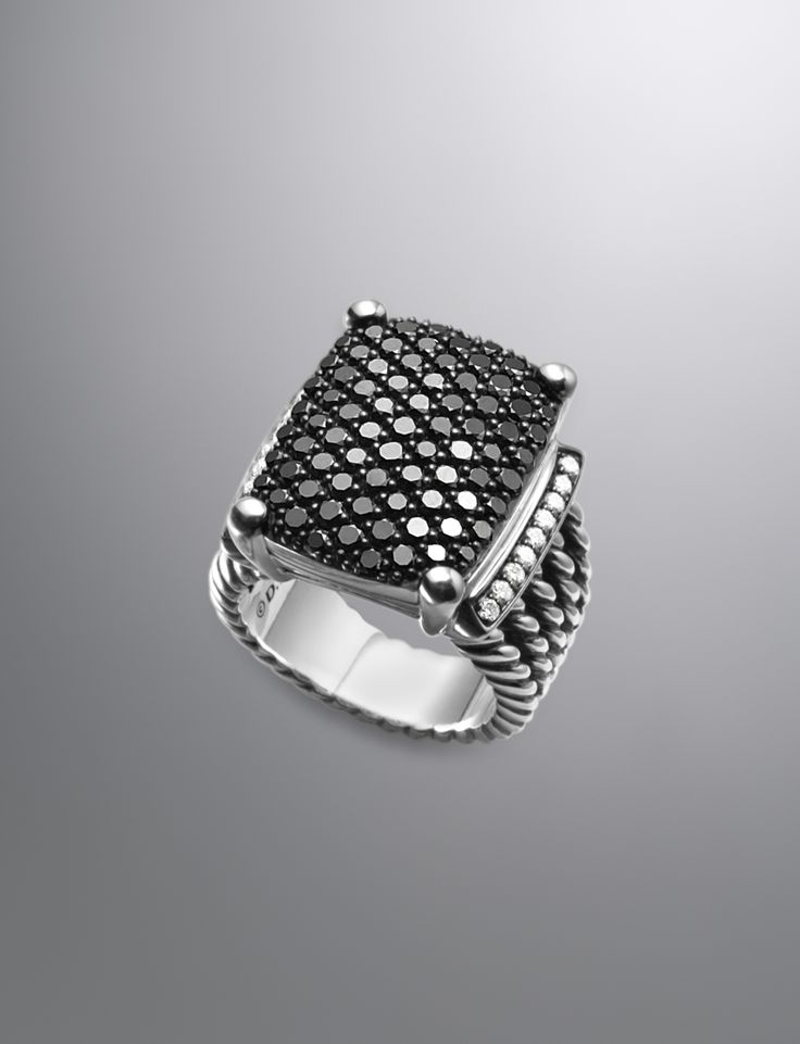 ebay stack diamond ring yurman cropped pave david msrp itm