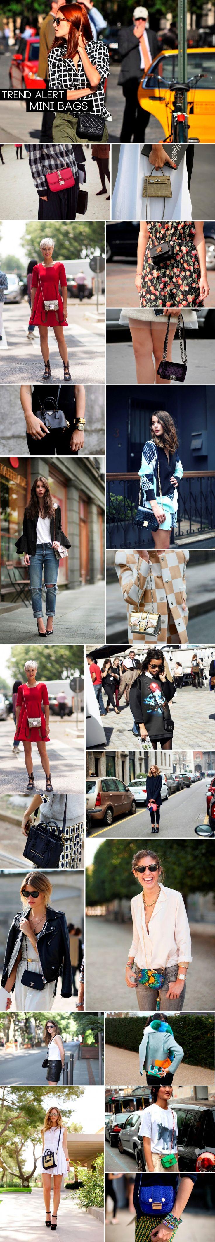 Mini Bags tendência para 2016 no blog (Marina Casemiro)