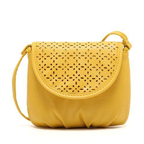 ABC® Women Leather Satchel Shoulder Bag Cross Body Messenger Tote Mini Handbag - http://handbags.kindle-free-books.com/abc-women-leather-satchel-shoulder-bag-cross-body-messenger-tote-mini-handbag/