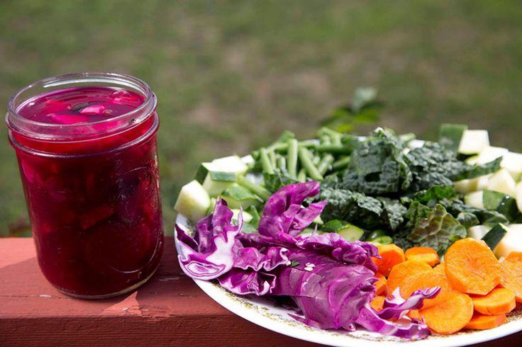 Ферментированные продукты: 4 полезных рецепта