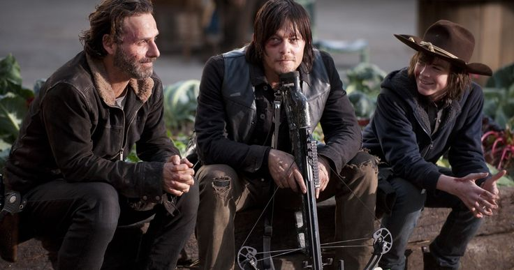 Watch 'The Walking Dead' Season 5 Recap Before Sunday's New Episode -- Relive all of your favorite moments from Season 5 of 'The Walking Dead', set to the iconic 'Cheers' theme song, before Season 6 debuts. -- http://movieweb.com/walking-dead-season-5-recap-video-cheers-theme/