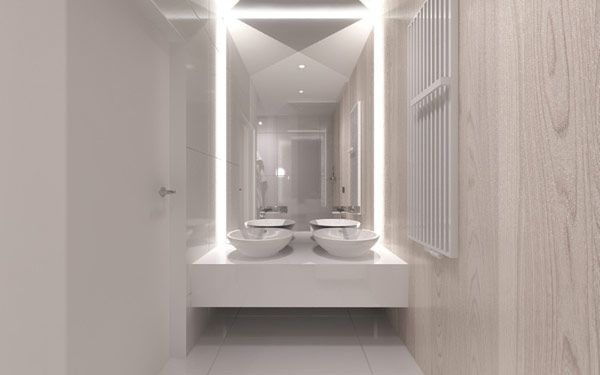Minimalist Apartment in Poland Inspired by Scandinavian Design
