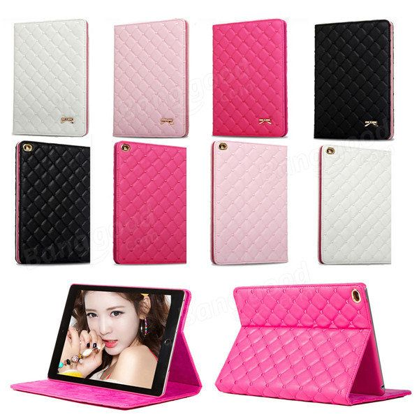 For Apple iPad mini 1 2 3 Luxury Fashion Bowknot Leather Smart Case Stand Cover …