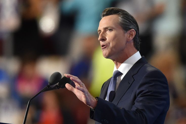 California lt. governor: Pence would be just as bad if we get rid of Trump