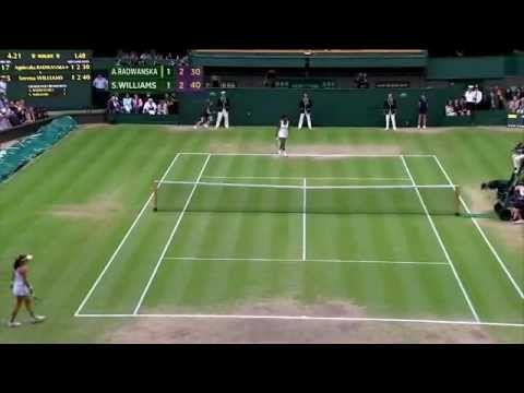 Sarena Williams vs Maria Sharapova Olymics 2012 Highlights