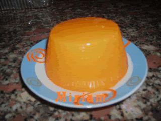 Budino d'arancia TM31 - http://www.food4geek.it/le-ricette/dolci/budino-darancia-tm31/