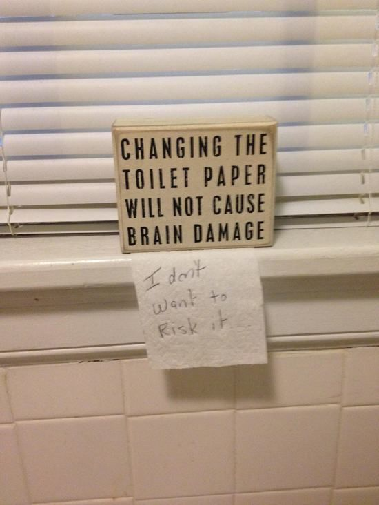 15 Hilarious Notes Left by Roommates