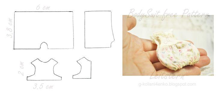 bunny bodysuit free pattern