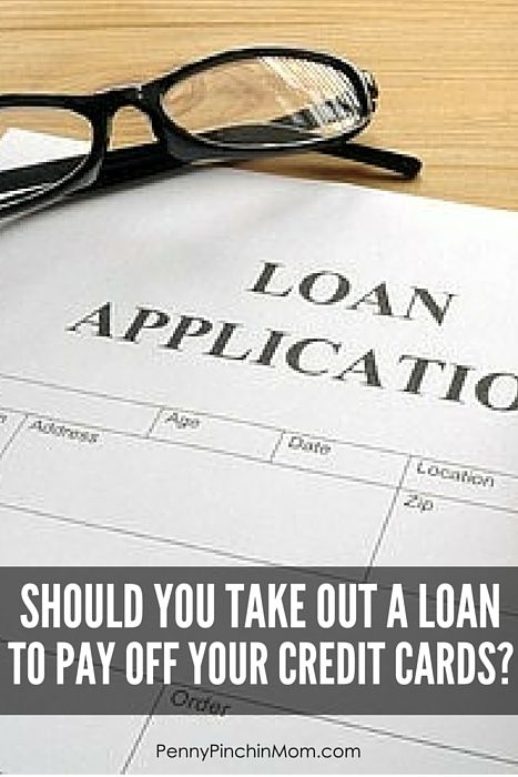 If you have credit card debt, would a loan to pay the off be a wise move? Find out what the experts say! You can save a lot of time and money by increasing the amount of money you pay toward the debt every month — using a credit card payoff calculator like this one helps you figure that out.