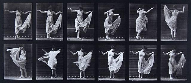 by Eadweard Muybridge
