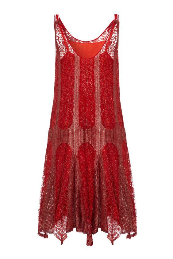 symbolism of the red flapper dress Pay homage to everyone's favorite historical decade — the roaring 1920s — by dancing the charleston in a red sequined flapper dress symbol of sociability.