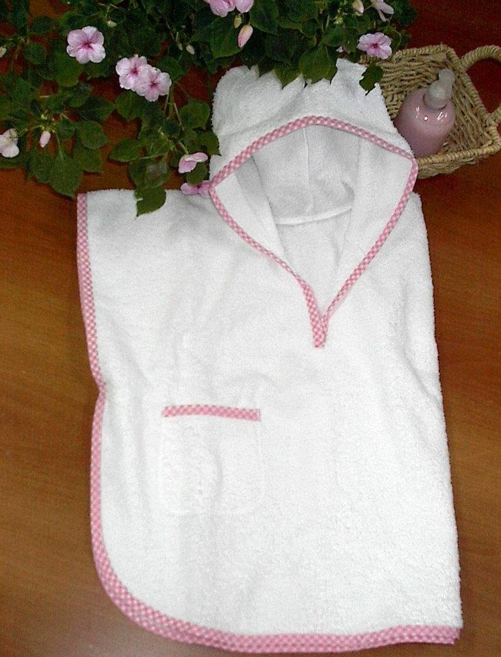 Poncho de toalla para 732 960 beb s - Toalla bano bebe ...