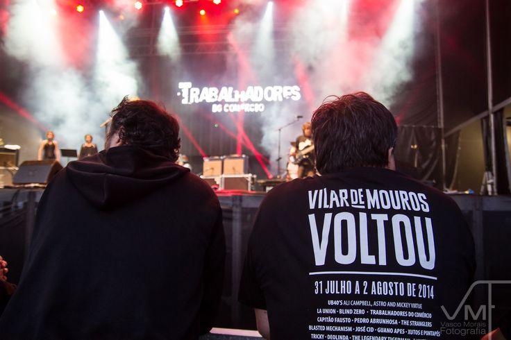 O Festival Vilar de Mouros voltou e ainda bem! :)  #vilardemouros #festival #publico #recinto #animacao #palcoprincipal