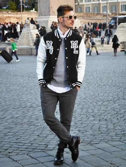 baseball jacket | Benjamin | Pinterest | Jackets, Baseball and ...
