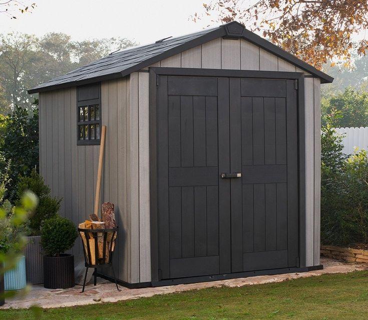 keter oakland 759 shed - Garden Sheds 6x7