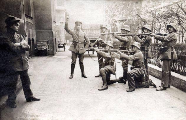 Alemania comienzo de la guerra