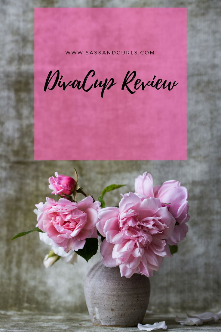 My review of the DivaCup #divacup #sustainableliving #greenliving #periods #womenhealth