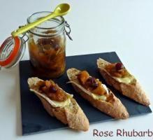 Recette - Crostini au chutney de pomme et au brie - Notée 4.0/5 par les internautes