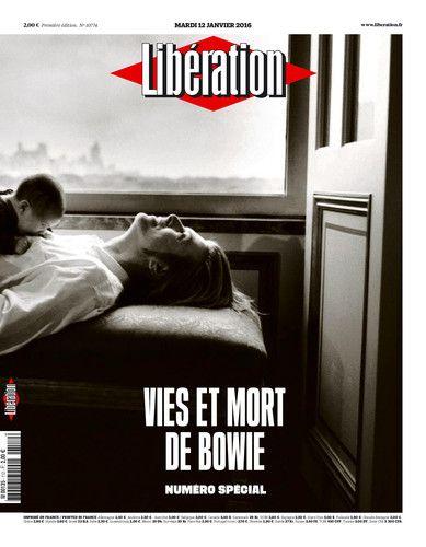 Une Libération David Bowie