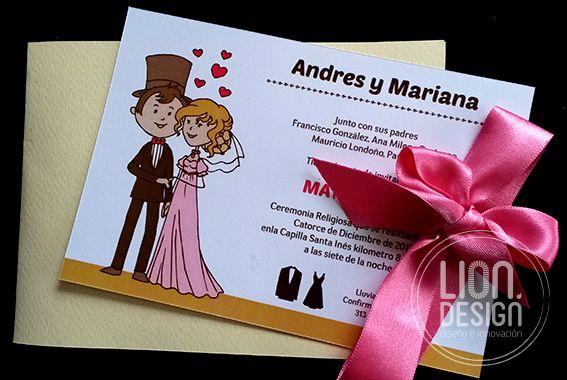 Lindos Diseños para tarjetas de invitacion