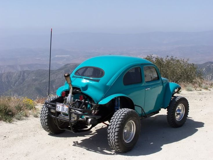 VW Baja Bug. My dream car when I was 13! And 4me when I was 19 29 39...
