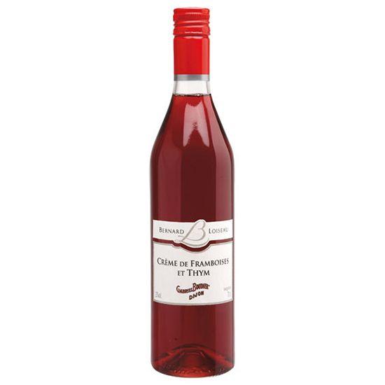Liqueur de Framboise & Thym - Gabriel-Boudier - Etre Gourmand