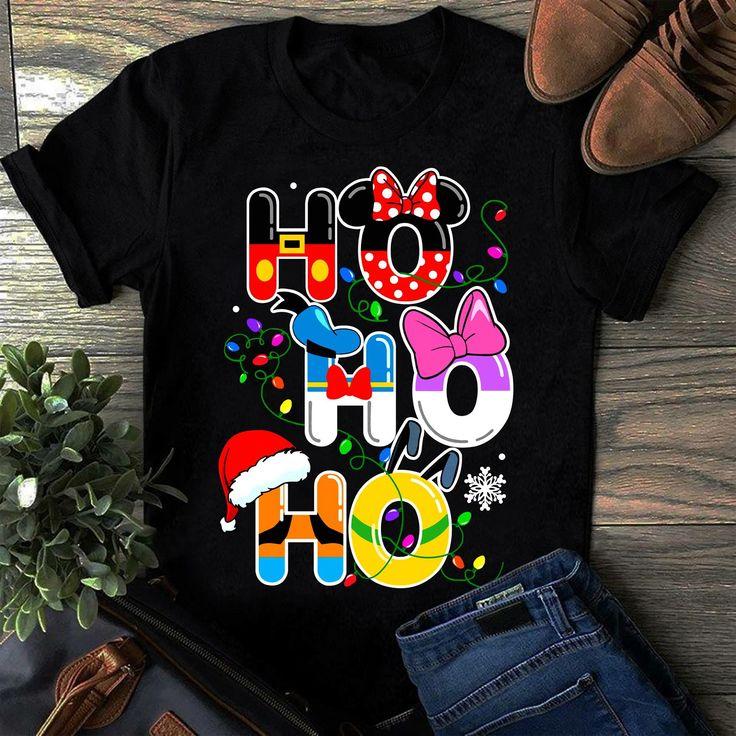 Disney 2019 Disney christmas shirts, Mickey christmas
