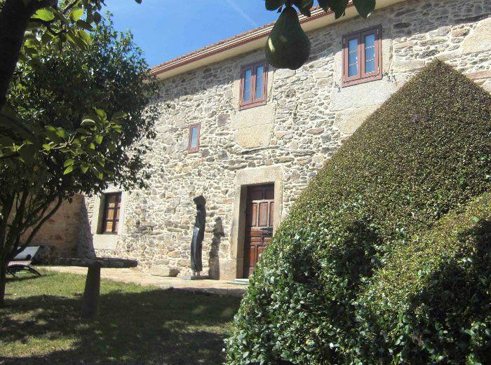 Casa Rural - Casa de Agosto en Coristanco (Coruña, A)