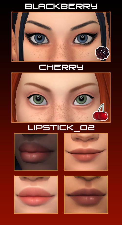 My Sims 4 Blog: Hair Pins by ALuckyDay
