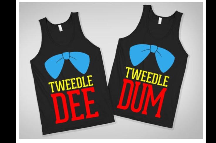 BFF tshirts... I wish I could find like a 6person bff tshirtness
