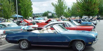 Return to Renton Car Show is this Sunday, July 8th in Downtown Renton! View classics and modern marvels and enjoy a day of family fun!