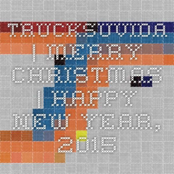 TruckSuvida | Merry Christmas | Happy New Year, 2015