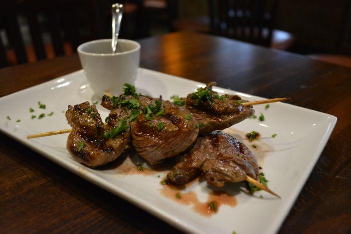 Fogo de Chao Orlando serves up a new bar menu! Review with photos. #foodie #fogo #orlando #tourism #steak #picanha