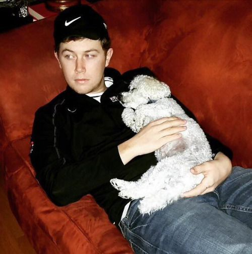 When You Come Back To Me Again — Scotty McCreery + Dogs (AKA: Becky and Junior)