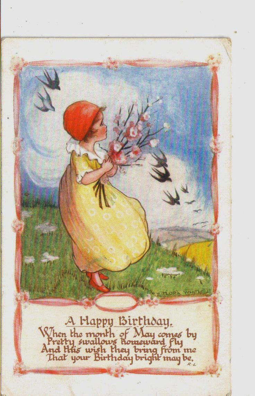 Flora White card | eBay