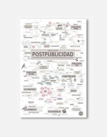 Postpublicidad. Un libro más que recomendable sobre el cambio de la publicidad actual.