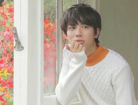 [Sweetest making clip] https://www.youtube.com/watch?v=es8nH3Eg3G8     Taishi Nakagawa, calendar 2016v