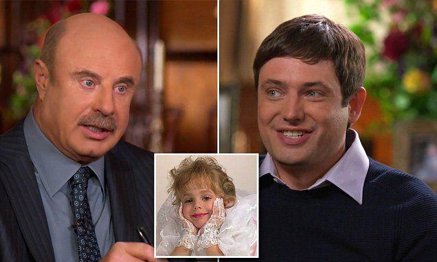 Burke Ramsey SMILES as he recalls morning little sister JonBenet went missing | Daily Mail Online