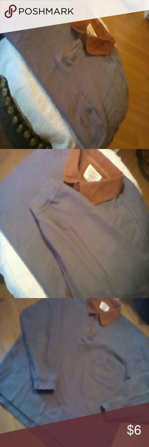 Dockers Sport Mens Shirt Heavy duty shirt, sweatshirt weight, super comfy.  Great condition! Thanks for stopping by! Dockers Shirts Sweatshirts & Hoodies