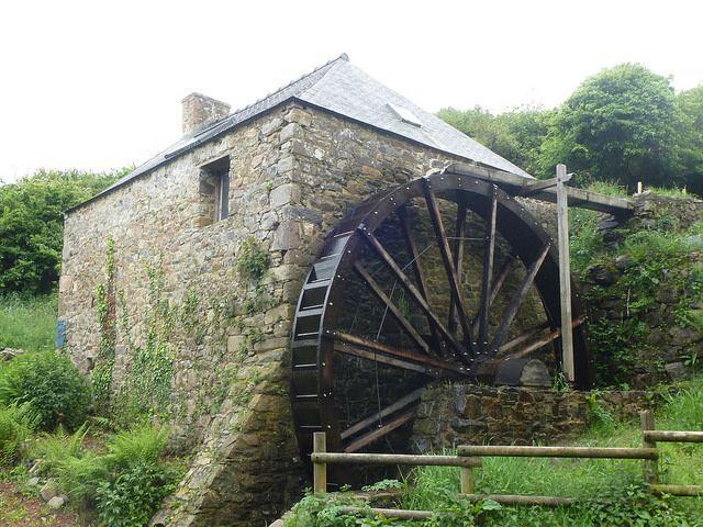 #MoulindeTrobodec, #Vallée de Trobodec
