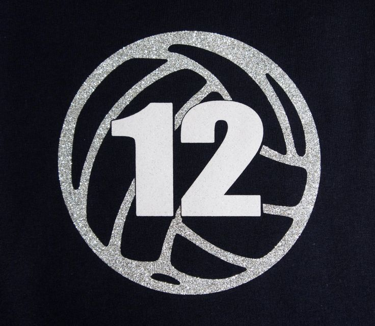Custom Glitter Volleyball Team Shirt with Player Number, Sweatshirt, Hoodie, Long Sleeves - Customize for your team name and team colors by GlitterMomz on Etsy